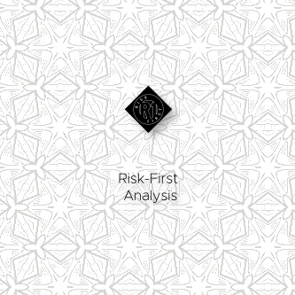 Risk-First Analysis